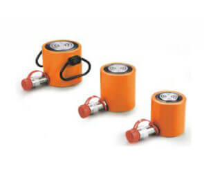 SLC Series, Single-Acting Low Profile Cylinder